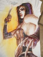 X23 Detail by kevinesque
