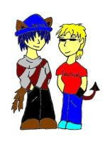 The Mory and Rezzy Colored by dunkler-adlig