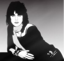 Joan Jett by ZNECO