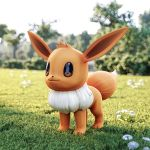 Eevee in park! by doubleagent2005