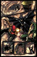 Batman And Robin 20  Page 12 by jadecks
