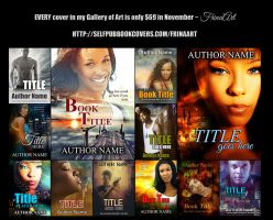 African_American Covers by FrinaArt