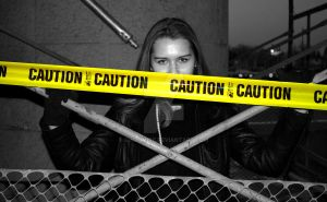 Caution by GinzoMike