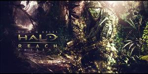 Halo Reach by Kelel