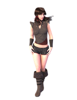 Female Model PNG Stock by BeccaB-323-STOCK