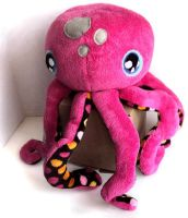 Pink Octopus by Jelayer