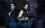 Archer - Sterling and Lucas Troy by SovietMentality