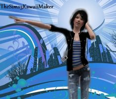 DO you feel it 2 by TheSims3KawaiiMaker