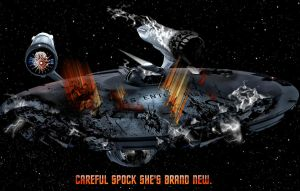 careful spock shes brand new by R-Clifford
