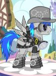 Silver Rush steam punk style by sgtofdeath
