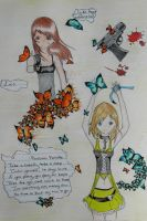 Guns and Butterflies -Contest- by Midnight343