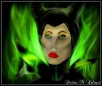 Maleficient by pixyprincess52