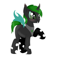 Prince Thorn Of the Changelings by Kirajoleen