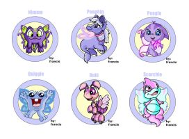 Faerie Baby Neopets 5 by francis-john