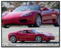 One of these Ferraris is mine by Beeej21