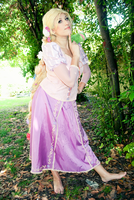 'mhhh i think of..............' Rapunzel by CrazyMonkey87