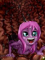 Do you want to ride again in the throat? by Zapor666