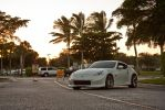 370z Sunset by CameronSmith