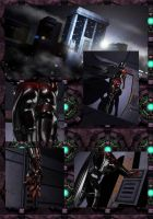 Comicbookpage by DarkWing-Zero