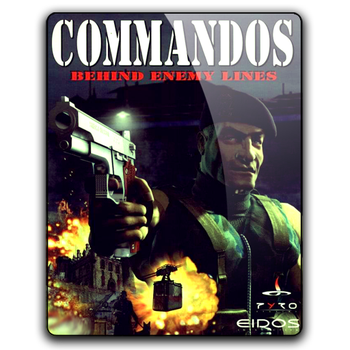 Commandos 1 Icon by M7mdA7md7sein