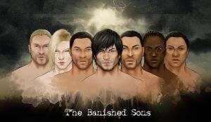 The Banished Sons by nazzba