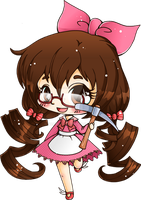 Little Fairy Chibi Commission ::UPDATE:: by YamPuff