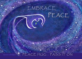 Peace Hug - Pass it on by Lyrrian