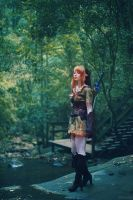 The Legend of Zelda - 05 - Kokiri Forest by beethy