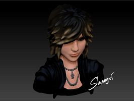 Ruki the GazettE by GazerockShangri