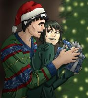 All I Want For Christmas by ode2sokka