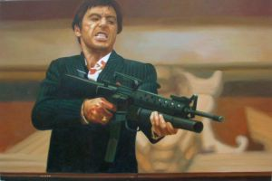 Scarface by benw99