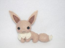 Eevee by ChuraGhost