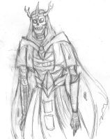 Cahal the Lich by Apricots-from-Nara