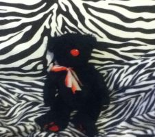 Blackie, My Most Prized Possession by AlysonRose