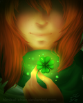 Shade of Luck - Go Green! Contest by Himikai-chan