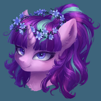 Glimmer by OrchidPony