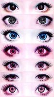 Eyes by mia1511