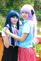 Higurashi: Another Day In Pair-adise by thecreatorscreations