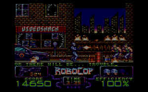 RoboCop CPC 2012 - Mock up by Carnivius
