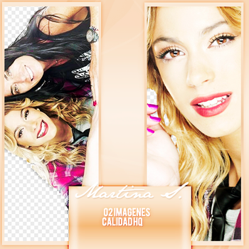 Pack png Martina Stoessel by Lichu-editions