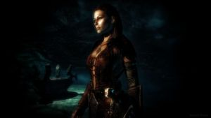 Daughter of Skyrim XXIX by Solace-Grace