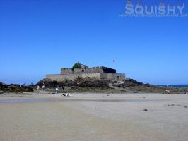 French Beach Fort by squishy2004