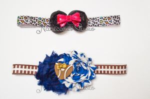Made to Match Hair Accessories 1 by nanecakes