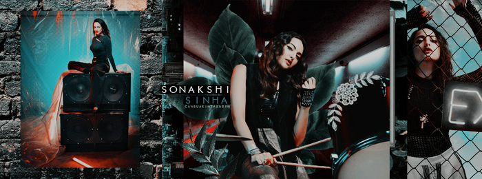 Sonakshi Sinha COVER by CansuAkn