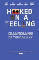Hooked On A Feeling (GOTG Faux poster) by Red-Rat-Writer