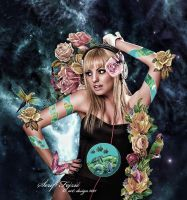 Alexandra Stan by theultra