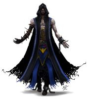 Balak, colored design by Kuroart