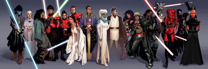 Legacy Group Picture by ChrispyDee