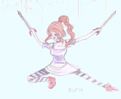 ruth by greentomatoes