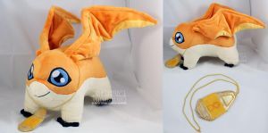 Patamon by MagnaStorm